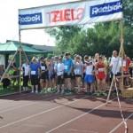 Start 4,3 km