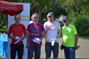 Sieger 22km