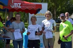 Siegerinnen 10kmWalken